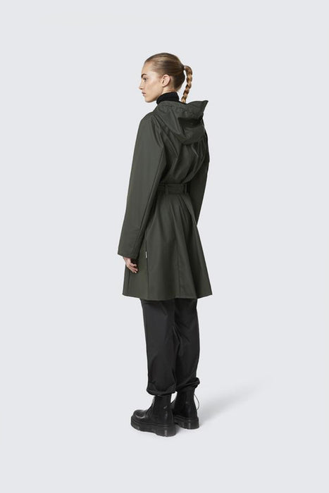 Curve Jacket - Green