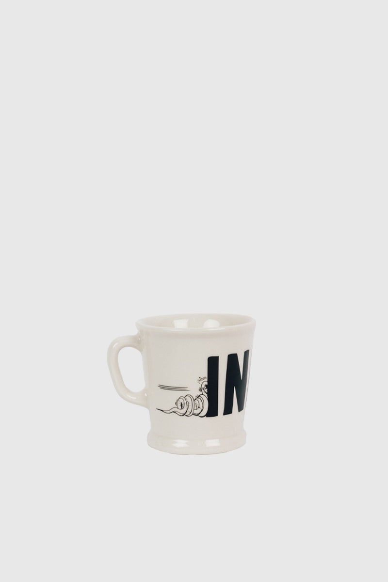 Inf Def X Coffee Supreme 10 Year Snake Slam Mug