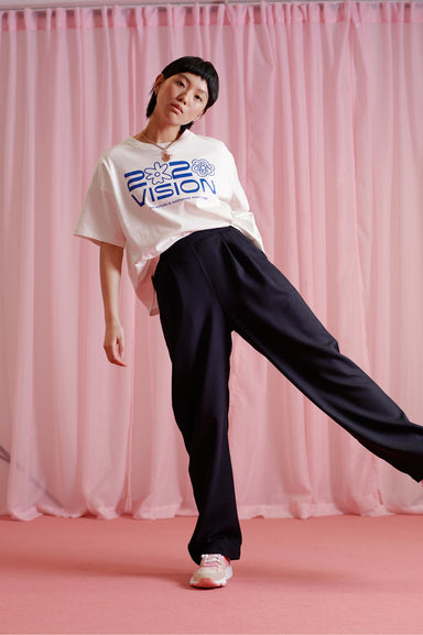 Carrie Pants - Navy