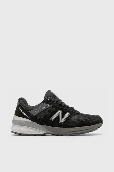 Women's 990v5 Made in US - Black/Silver