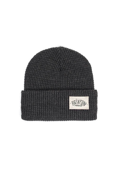 Borrego Beanie - Washed Black