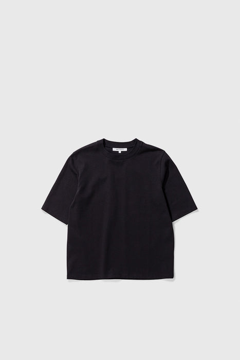 Ginny Heavy Jersey - Black