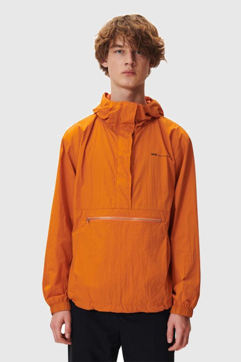 Loy Jacket - Dark Orange