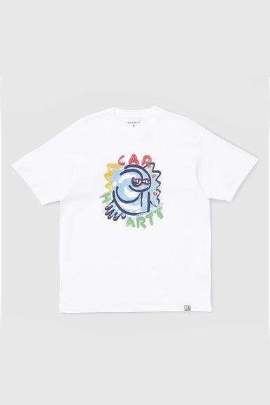 S/S Touri T-Shirt - White