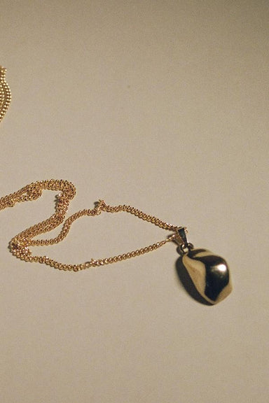 Bump Necklace - Gold Plated