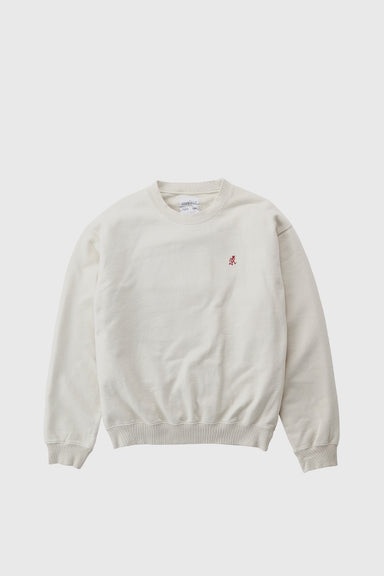 Sweat Shirt - Ecru