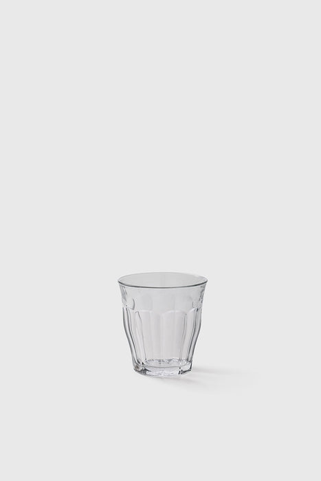 Picardie Tall Tumbler 220ml Set of 6 - Clear
