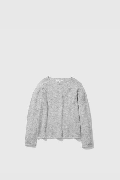 Herle Alpaca - Light Grey Melange