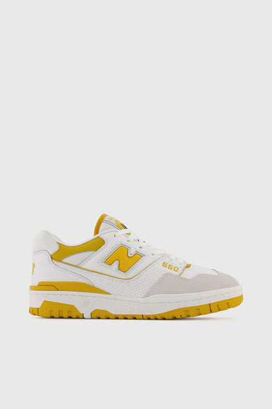 BB550LA1 - White / Yellow