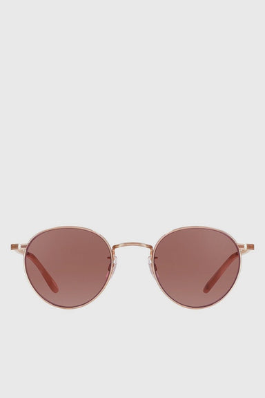 Wilson M Sun 49 - Rose Gold / Semi Flat Bordeaux