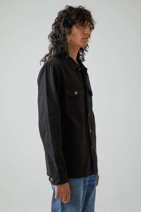 Kalte Overshirt - Black