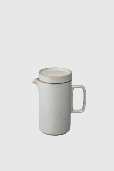 Tea Pot Tall - Gloss Grey