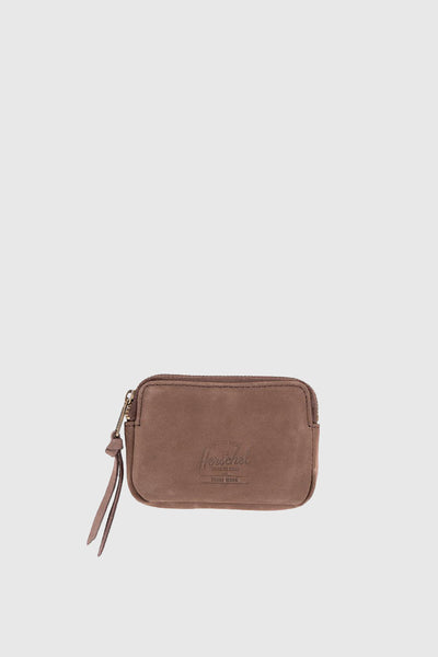 Oxford Pouch Leather - Nubuck Leather