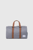Novel - Grey/Tan Synthetic Leather
