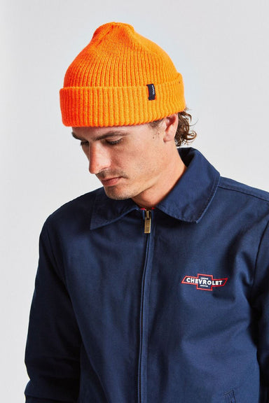 Heist Beanie - Athletic Orange