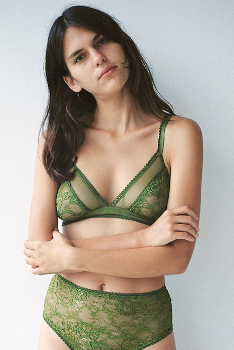 Kiki Softcup Bra - Meadow