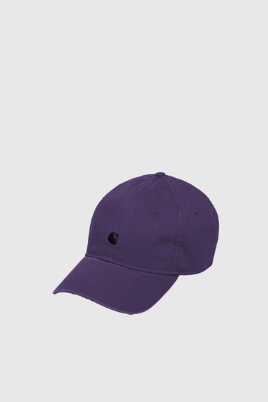 Madison Logo Cap - Frosted Viola
