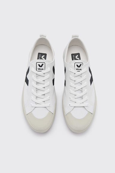 Nova Canvas - White / Black
