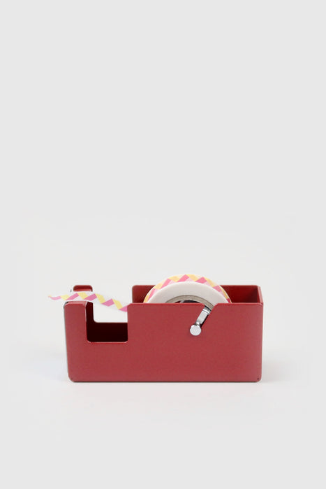 Small Tape Dispenser - Red