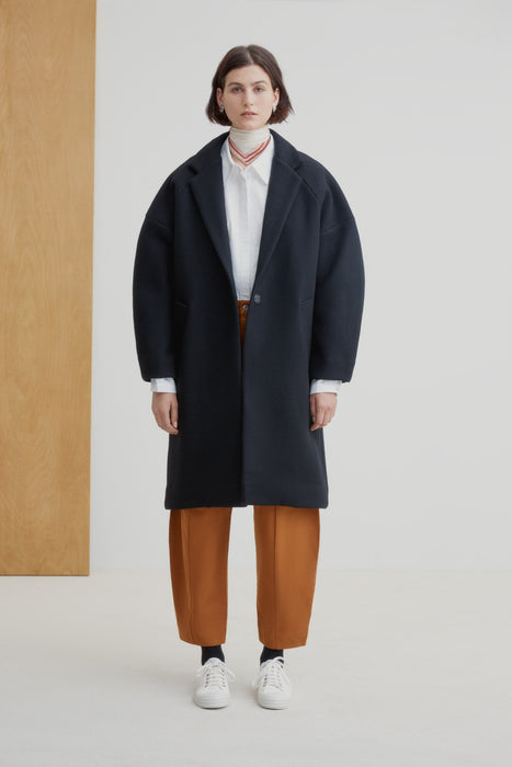 Pierre Coat - Black
