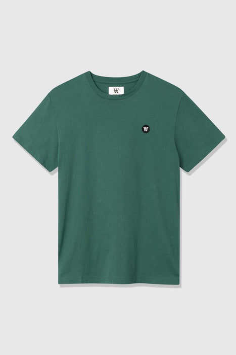 Ace T-Shirt - Faded Green