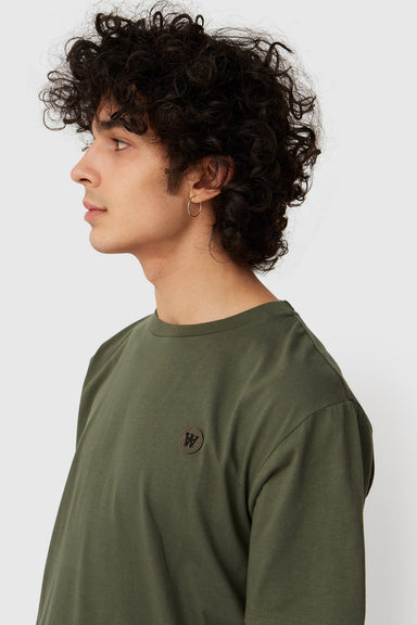 Ace T-Shirt - Army Green