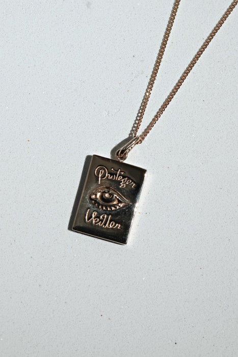 Protéger Necklace - Gold Plated