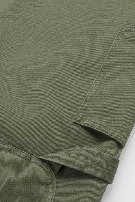 Ruck Single Knee Pant - Dollar Green Stone Washed