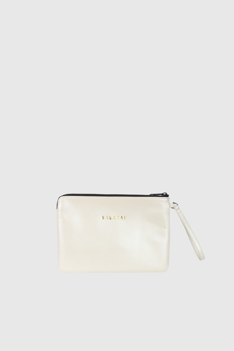 Girls Clutch - Pearl