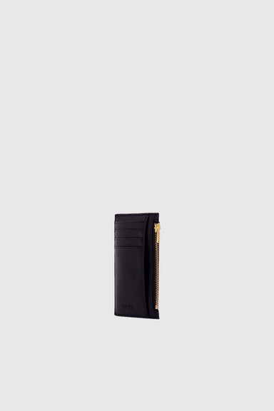1/8 Frank Card Holder - Black