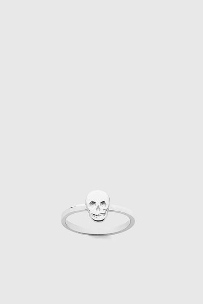 Skull Stacker Ring