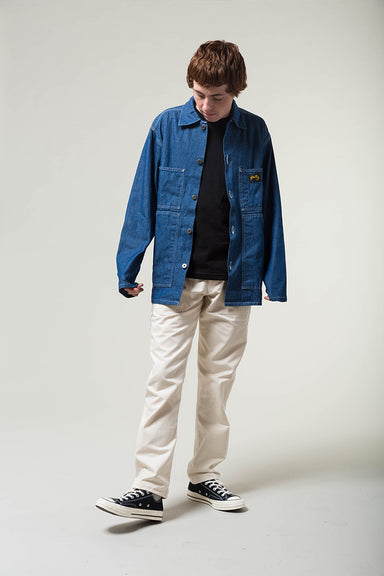 Shop Jacket - Washed Chambray