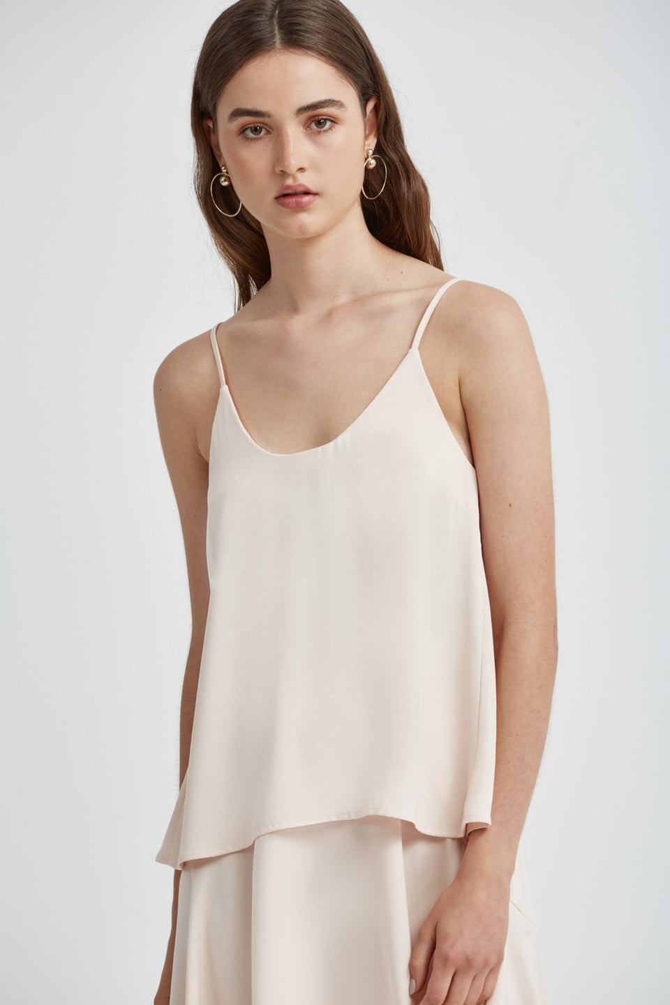 Pave The Way Top - Nude