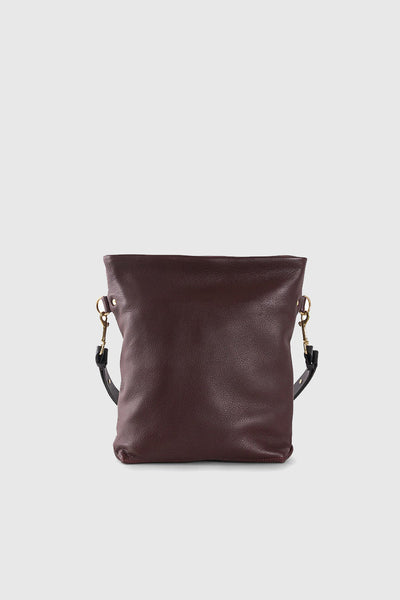 3/4 Rita Bag - Bordeaux