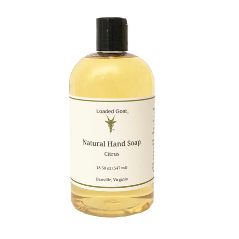 Hand Soap - Citrus - 18 oz