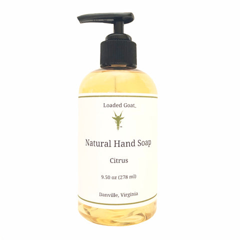 Hand Soap - Citrus - 9.4 oz