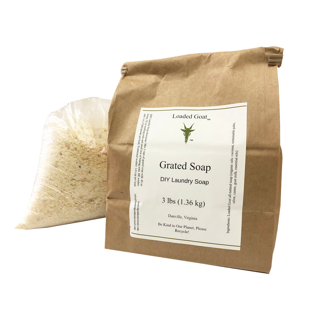 Grated Soap