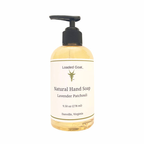 Hand Soap - Lavender Patchouli - 9.4 oz