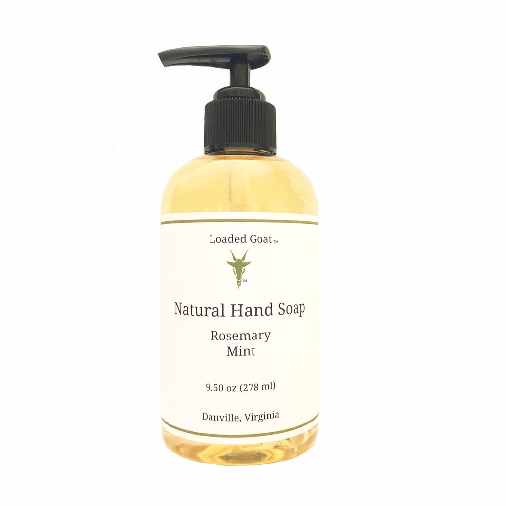 Hand Soap - Rosemary Mint - 9.4 oz