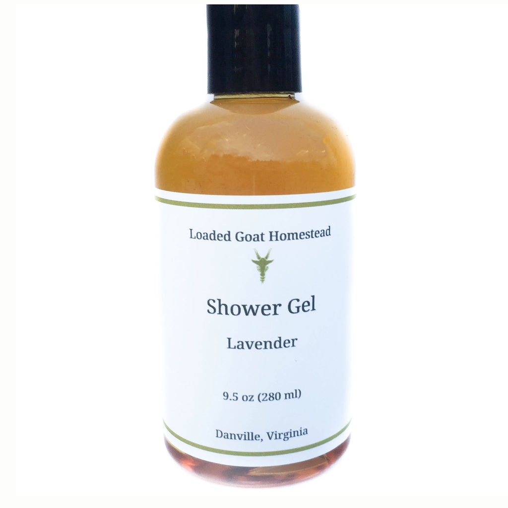 Shower Gel - Lavender