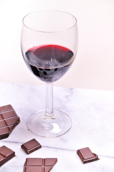 Port Wine and Chocolate