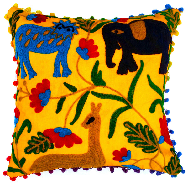 MADAGASCAR<br>Decorative Pillow Cover