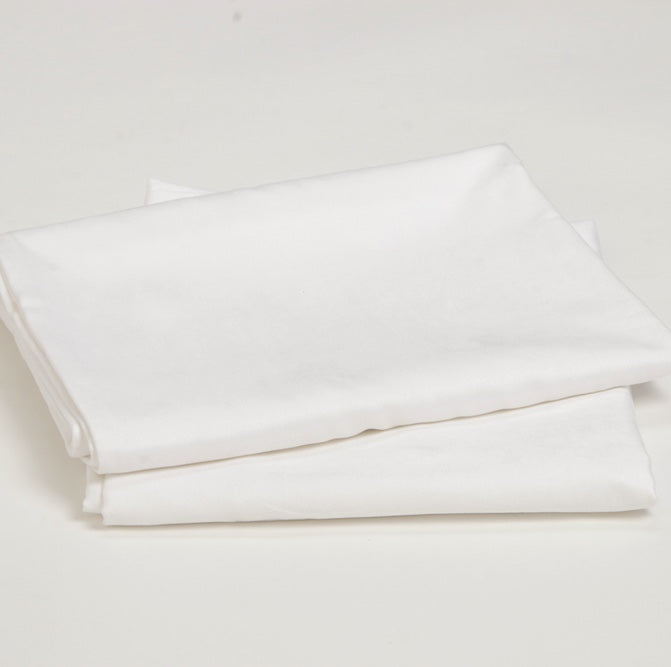 THE ALL WHITE<br>Pillowcase Set<br>King / Queen