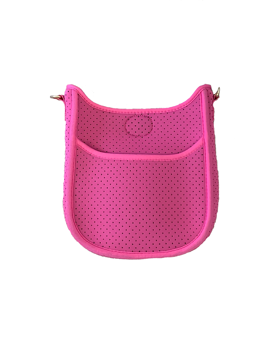 Pink Mini Neoprene Messenger