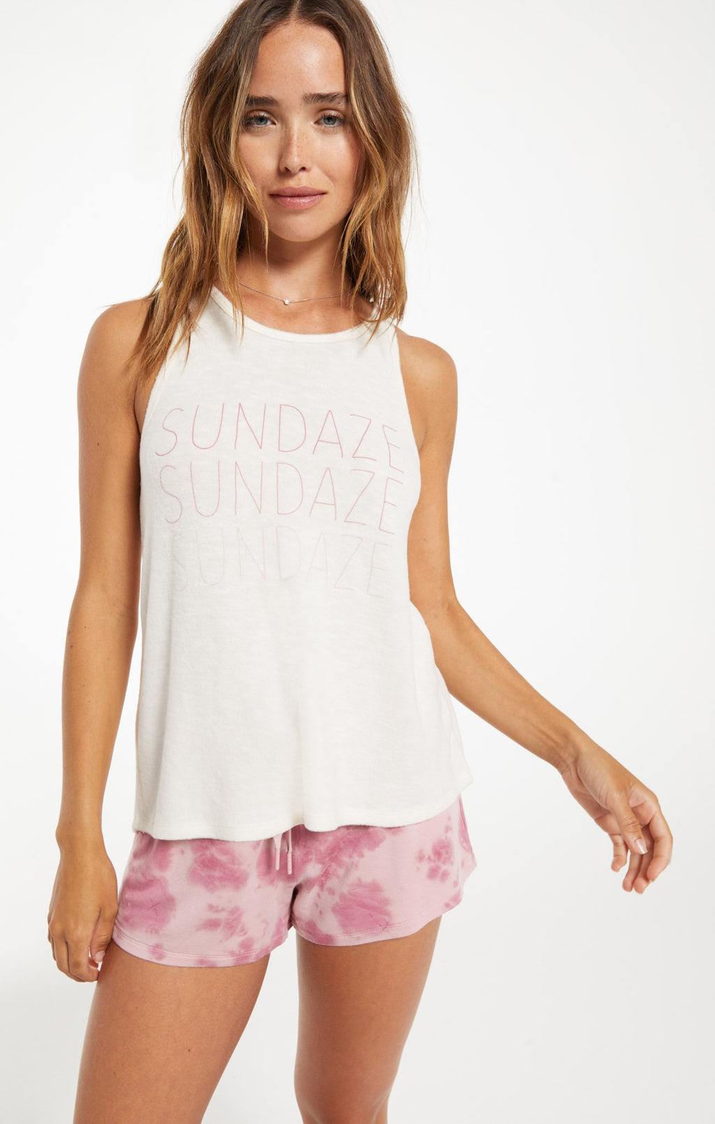 Sundaze Graphic Tank
