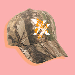 GHOST BODY CAMO HAT