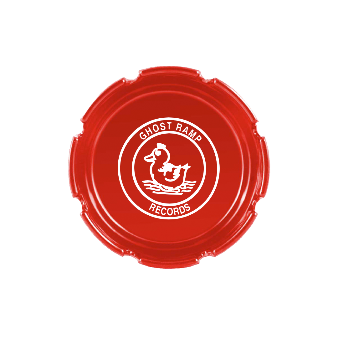 GHOST RAMP SHOP ASHTRAY