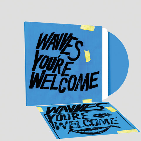 [PRE-ORDER] WAVVES 'You're Welcome' SPECIAL EDITION (LP)