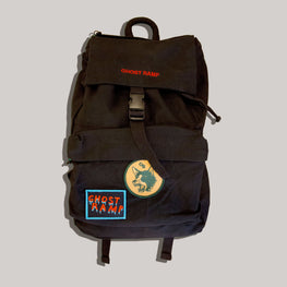 GHOST RAMP BACKPACK - BLACK