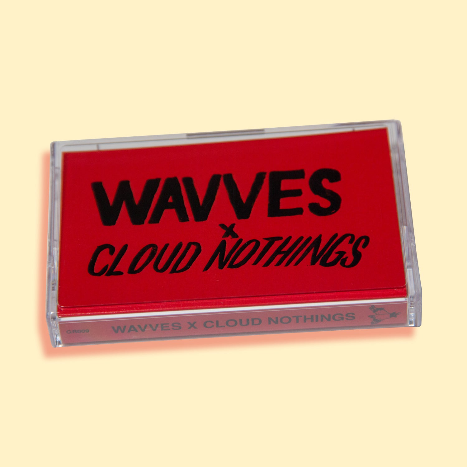WAVVES x Cloud Nothings 'No Life For Me' (CASS)